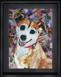 The bespoke pet collage company - dog collage 5